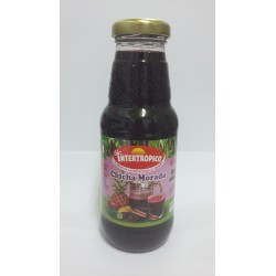 CHICHA MORADA INTERTROPICO 300 ML-PERU