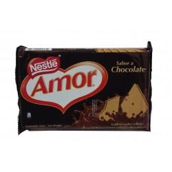 GALLETAS AMOR CHOCOLATE X 100 GR