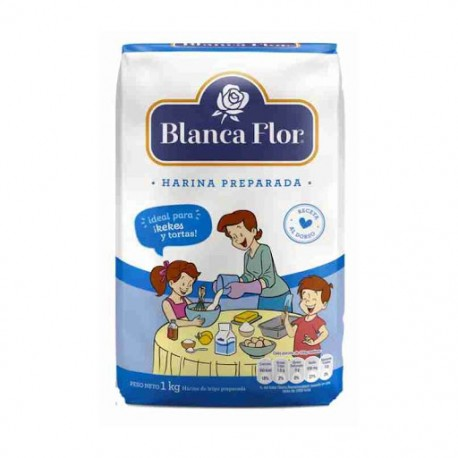 HARINA BLANCA FLOR