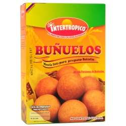 BUÑUELOS INTERTROPICO 400GR