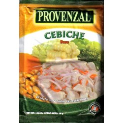 CEBICHE PROVENZAL 30