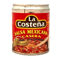 SALSA MEXICANA CASERA LA COSTEÑA X 250GR