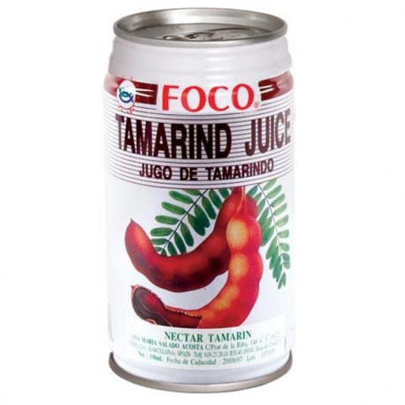 JUGO DE TAMARINDO FOCO LATA X 350ML