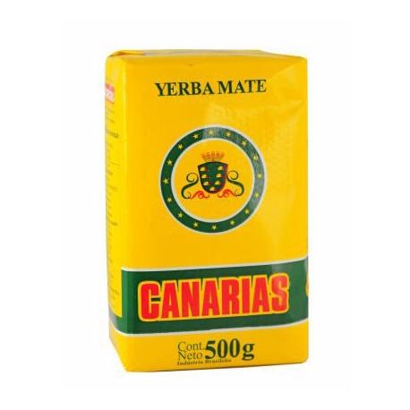YERBA MATE CANARIAS X 500 GR