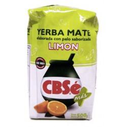 YERBA MATE CBSE  LIMON X 500GRS