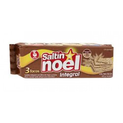 GALLETAS SALTIN INTEGRAL NOEL X 415GRS