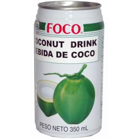 JUGO DE COCO FOCO LATA X 350 ML
