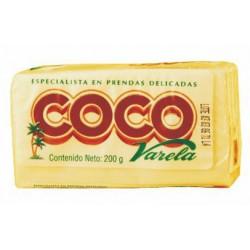 JABON COCO VARELA 200 GRAMOS