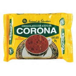 CHOCOLATE CORONA X 250GR